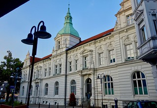 Altes Rathaus Bochum-Wattenscheid