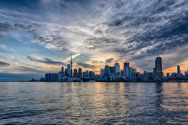 Toronto Skyline, Canon EOS 7D MARK II, Sigma 10-20mm f/3.5 EX DC HSM