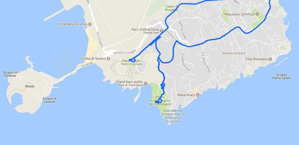 Jour 2 à Naples : Visite des beaux quartiers (Chiaia, Mergellina et Posillipo)