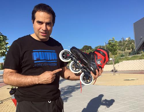 Nuevos patines