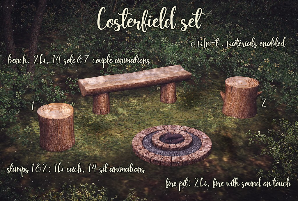 Costefield set @Illuminate - TeleportHub.com Live!