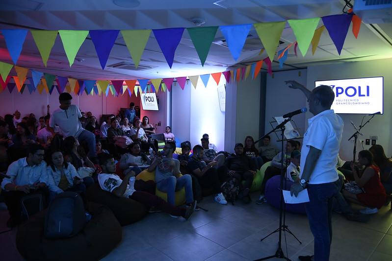 Feria de Talentos - Poli Medellín