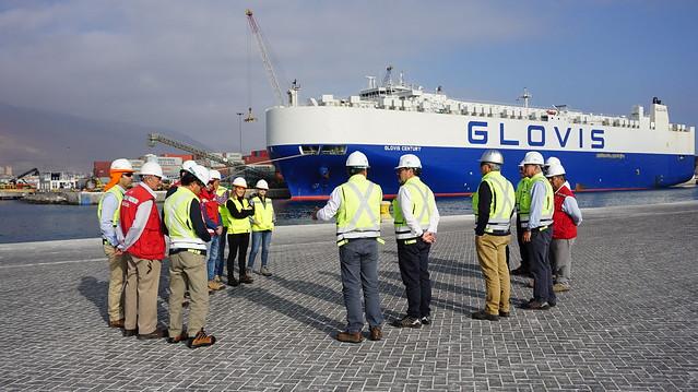 Puerto de Iquique iniciará obras de la segunda etapa de reconstrucción del Terminal Molo