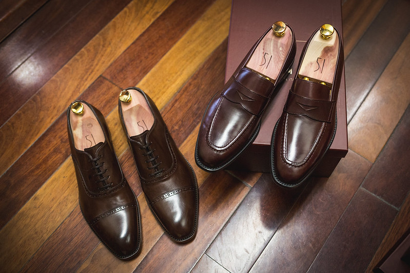 Co From Loafers Sprezza X Oxfords Label amp; 51 Review Street f6xtYtw