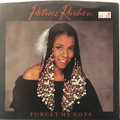 PATRICE RUSHEN:FORGET ME NOTS(JACKET A)