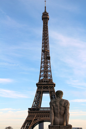 Paris - Jardins du Trocadéro