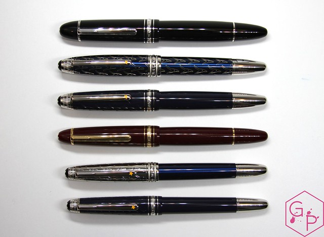 Montblanc Le Petit Prince Fountain Pen Collection Overview @Montblanc_World @AppelboomLaren 92