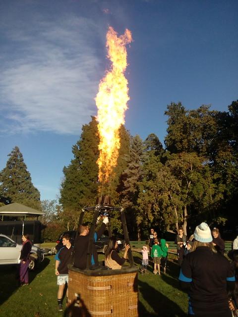 Wairarapa Balloon Festival 2018