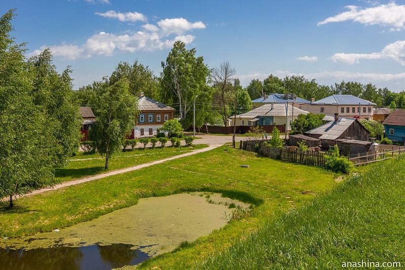 Старые дома, Юрьев-Польский