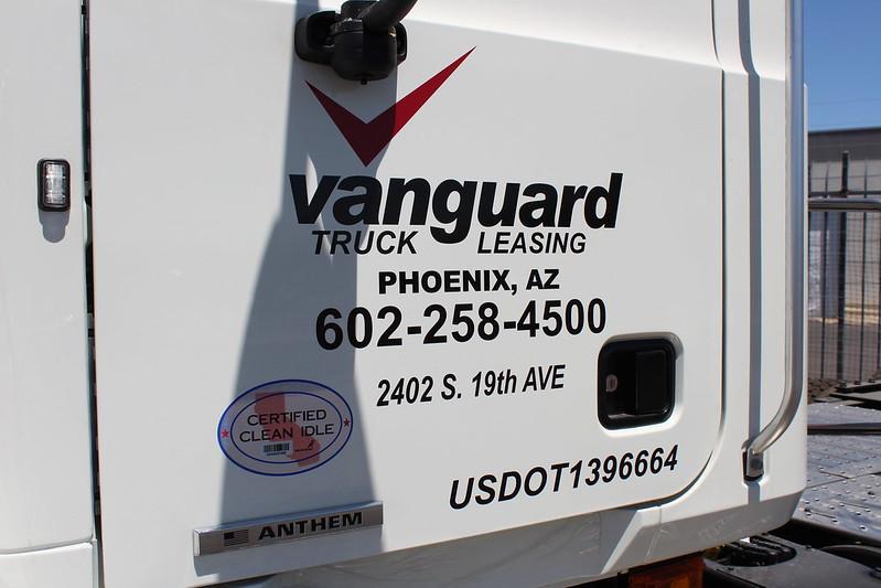 Vanguard Truck Leasing