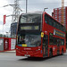 Arriva London T218 (LJ61CGY) on DLR Rail Replacement
