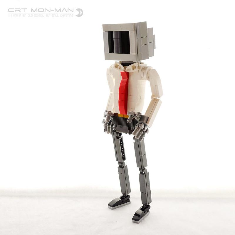 CRT Mon-Man