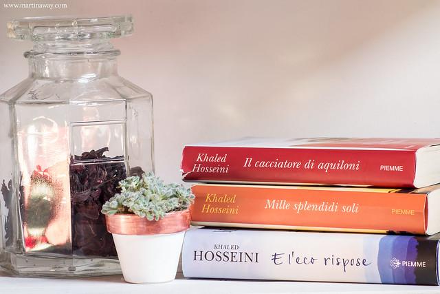 I libri di Khaled Hosseini