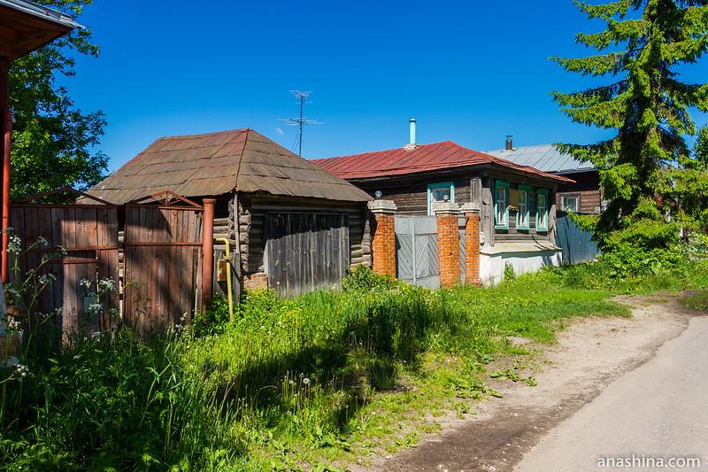 Старая улица, Суздаль