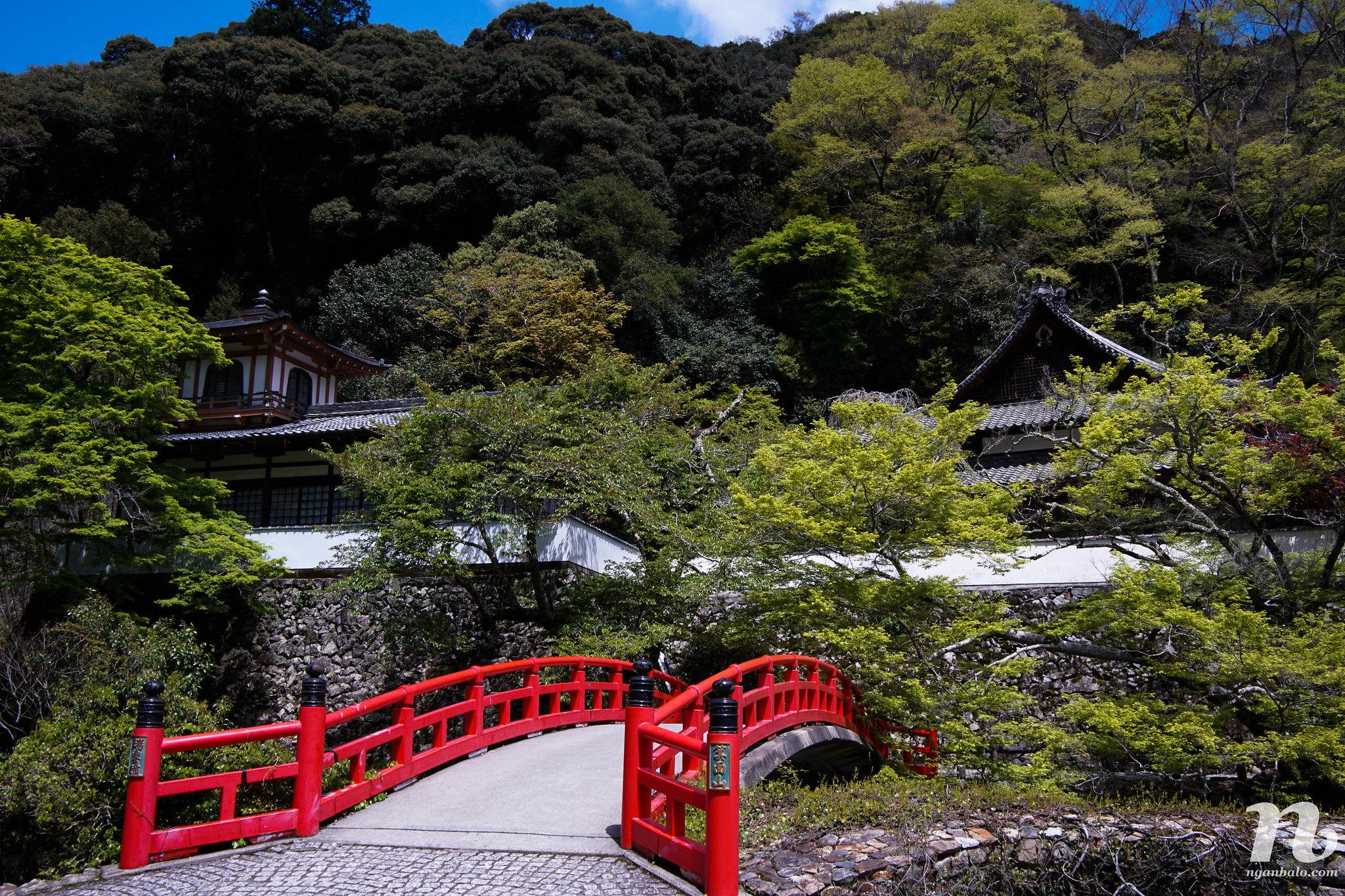 Du lịch bụi Nhật Bản (13): Thác nước Minoo (Minoh) ở Osaka + Tempura lá phong - Phố Anime