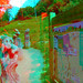 Loch Leven (3d view with red/blue glasses)