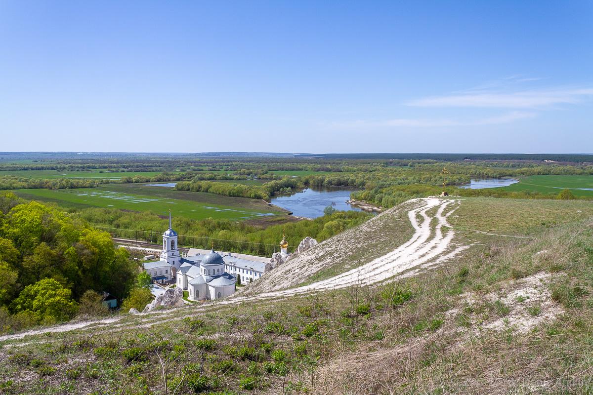 Дивногорский Свято-Успенский монастырь фото 14