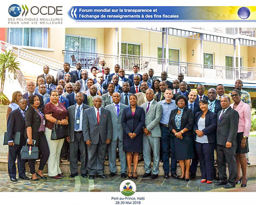 Global Forum launches an Induction Programme for Haiti for implementation of the international tax transparency standards