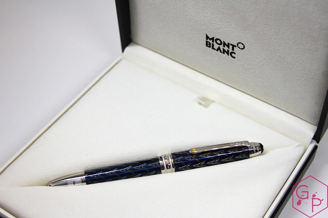Montblanc Le Petit Prince Fountain Pen Collection Overview @Montblanc_World @AppelboomLaren 43