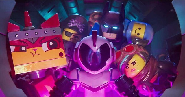 Duplo Ruins Everything In First The LEGO Movie 2 Trailer