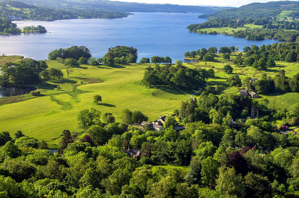 Windermere, the Lake District. Credit Bob Radlinski, flickr