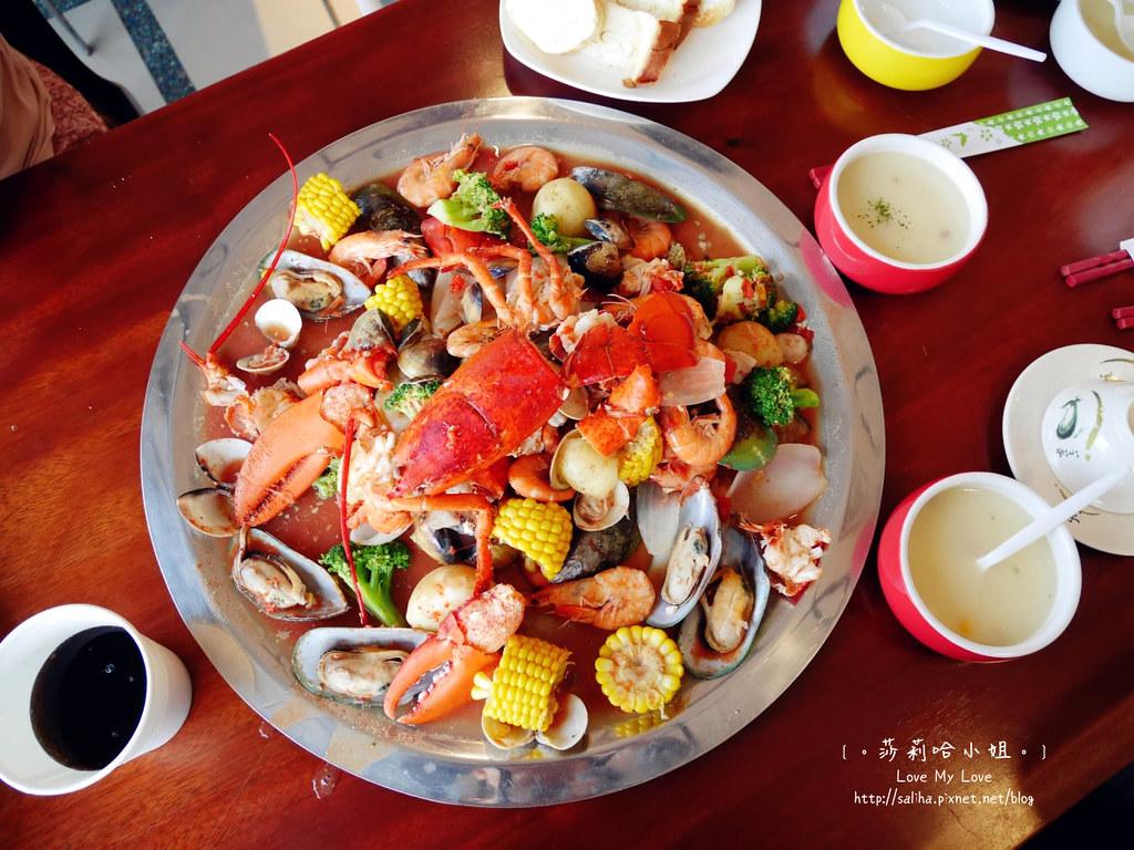 新竹南寮吃海鮮美食推薦老漁港新海鮮餐廰 (23)