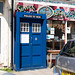 TARDIS door | Anchored in Worthing-2
