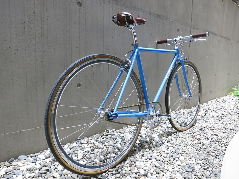 SURLY Steamroller Blue 3