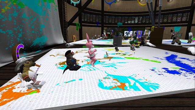 Paint Dance Party at Raglan_011