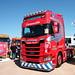 Ian Roberts Transport Scania S730 OB17RAB Peterborough Truckfest 2018