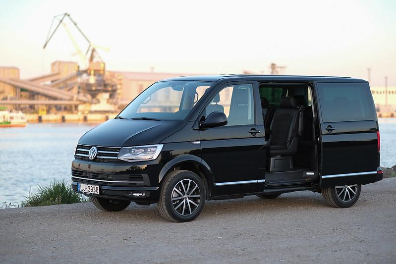 Volkswagen Multivan Executive 2018