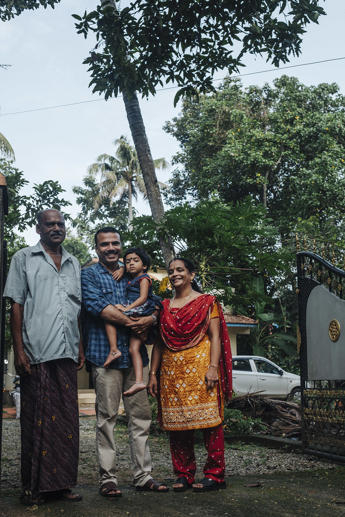 Anil Kumar's Family