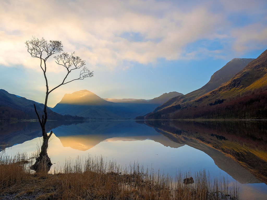 Buttermere, The Lake District. Credit James Whitesmith, flickr