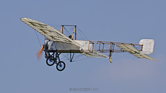 Blériot XI-II / Amicale Jean-Baptiste Salis / F-AZPG - Photo of Itteville