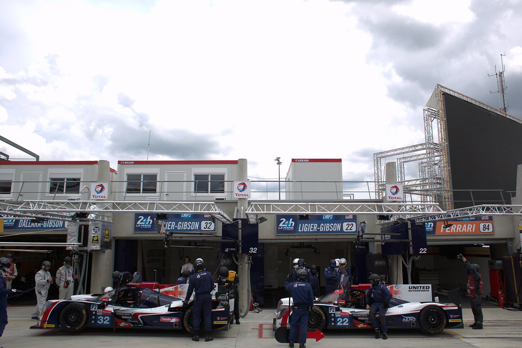United_Autosports_Le_Mans_Test_2018-72
