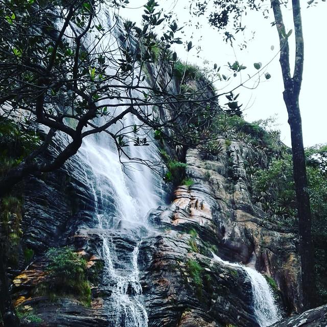 Cachoeira Pedra Pintada