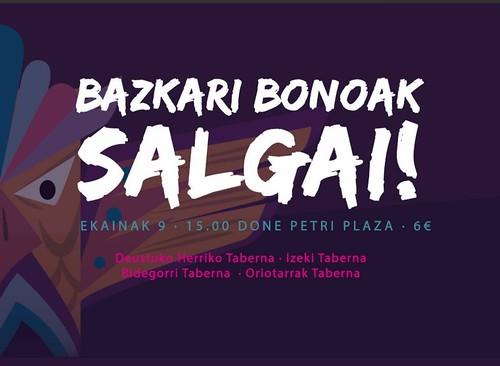 Bazkari bonoak