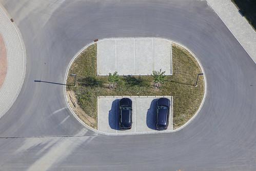 Roundabout Parking