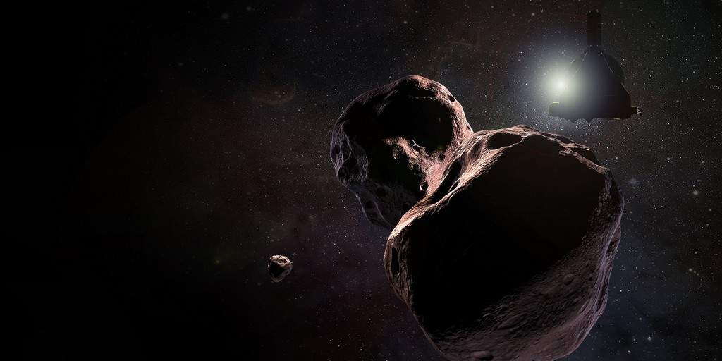 New Horizons se réveille pour se préparer à un vol historique