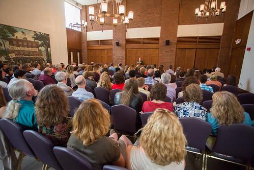 Phi Beta Kappa 2018 Induction at Knox College