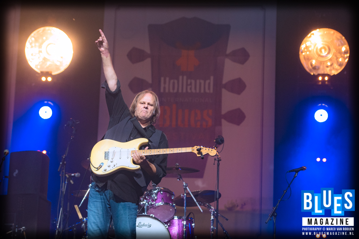 Walter Trout @ Holland International Blues Festival 2018 Grolloo