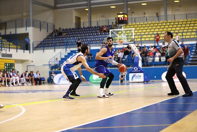 SEMIFINALES | Club Melilla Baloncesto - CB Prat (Jornada 3)