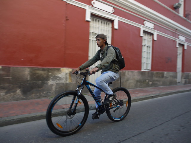 Bogota Bike Tours' New Bikes