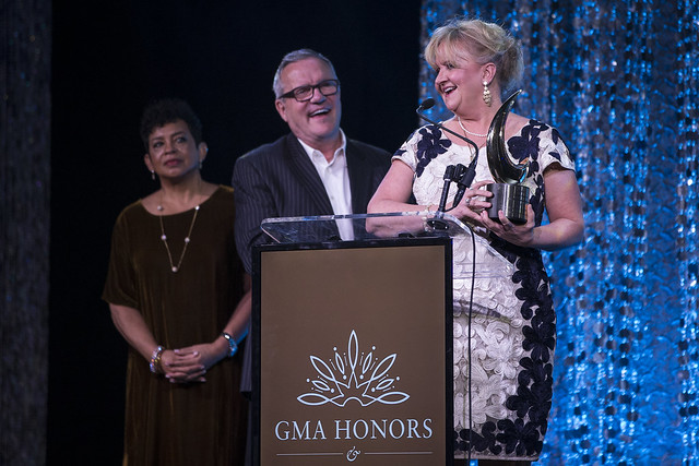 2018 GMA Honors // Chonda Pierce Segment