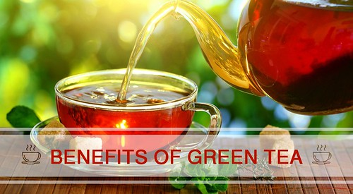 Benefits Of Green Tea : A Must Try Magical Drink
