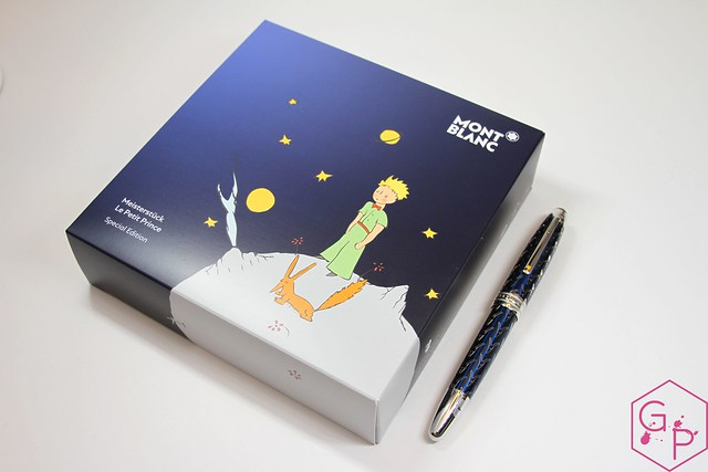 Montblanc Le Petit Prince Fountain Pen Collection Overview @Montblanc_World @AppelboomLaren 41
