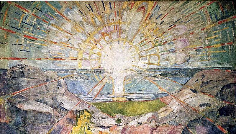 Сонце, 1909-11