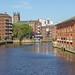 River Aire, Leeds