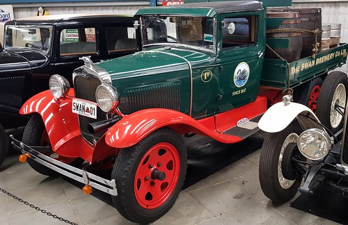 Ford of Swan Brewery WA Motor Museum at Whiteman Park, WA