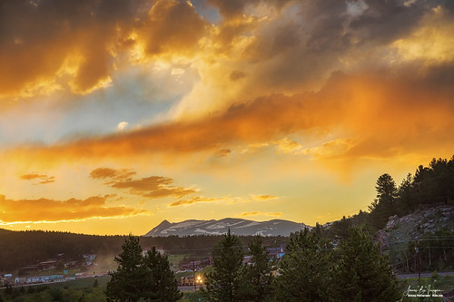 nature landscapes rollinsville colorado town mining train trains sunsets sunrises sky colorful art artwork imageslicensing jamesinsogna mountains rockymountains gilpincounty blackhawk unitedstates rollinsvillecolorado